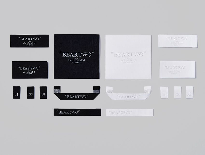 30 Clothing Label Mockup Templates For Apparel Tag Designs