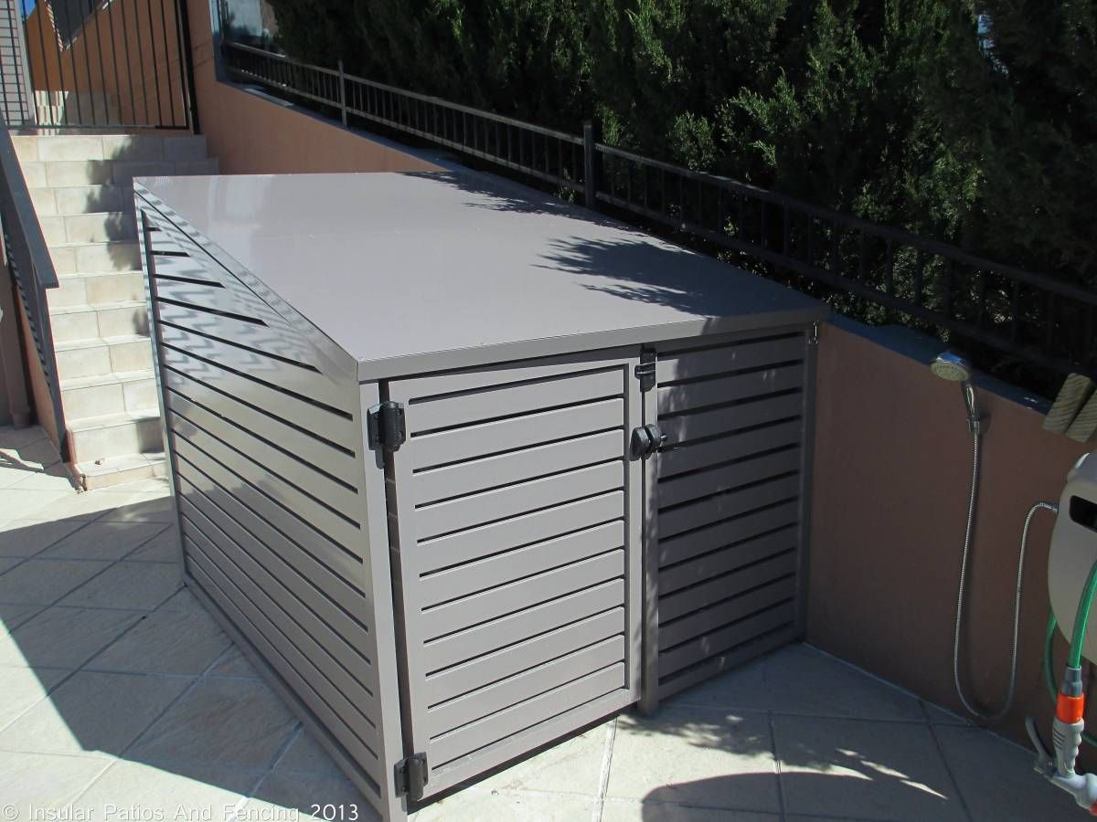 Pool Pump Shed Designs 8 x10 potting shed pool equipment cover outdoor living pool designs this side Pool Pump Cover Aluminium Pool Pump Cover Sorrento 1
