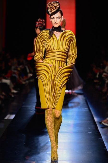 Jean Paul Gaultier Couture Fall 2013 Collection