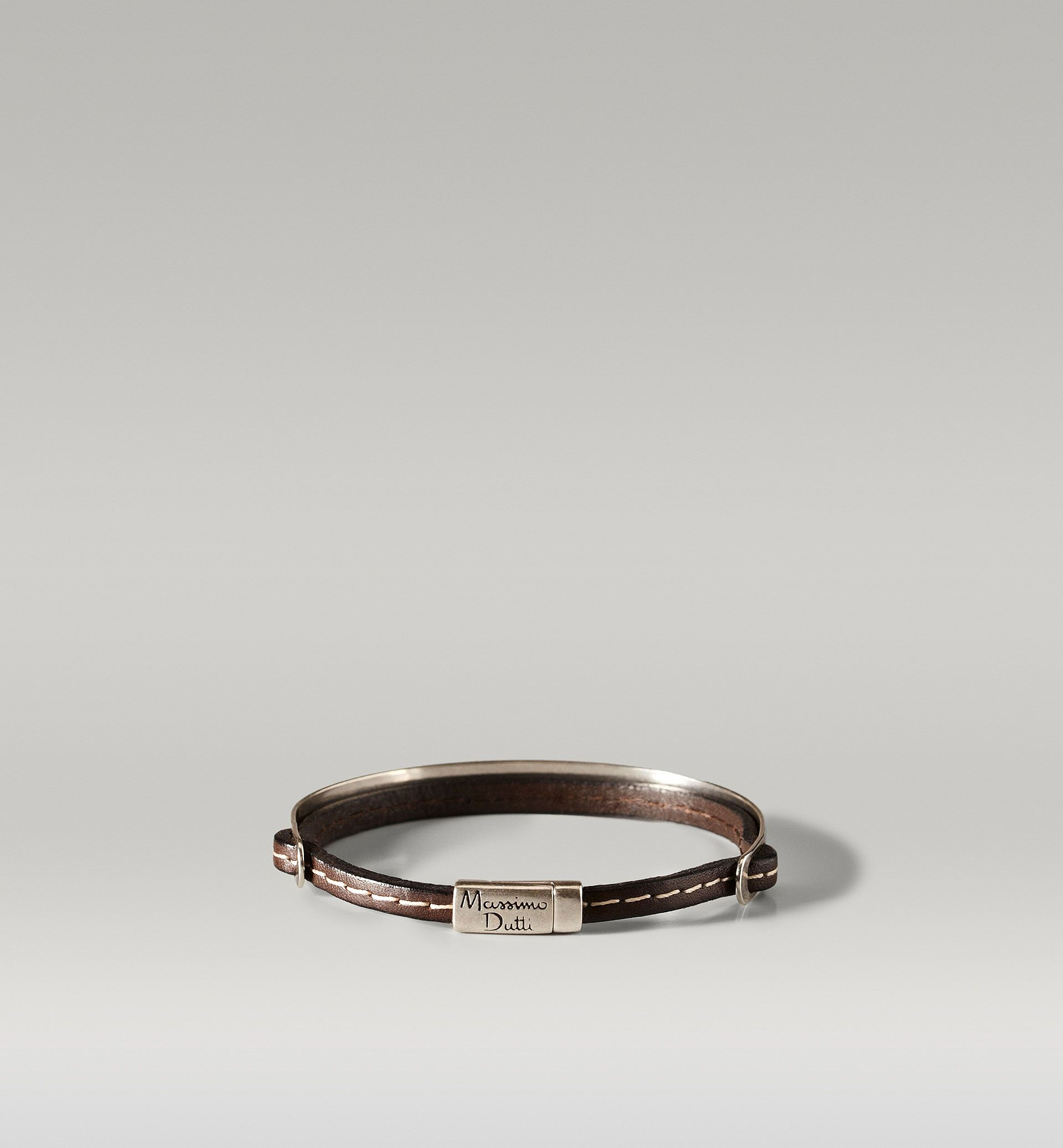 95b991e4f2fd1 METAL PLAQUE BRACELET   Massimo Dutti   Style   Man   Bracelets ...