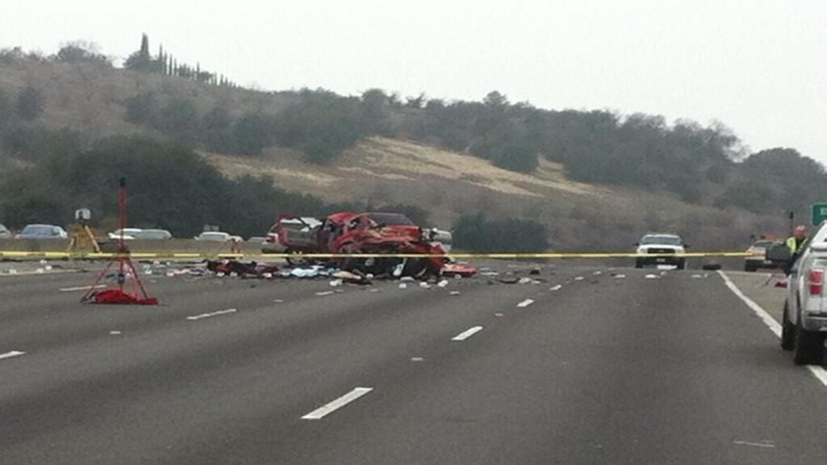 Woman Accused of DUI in WrongWay Crash That Killed 6