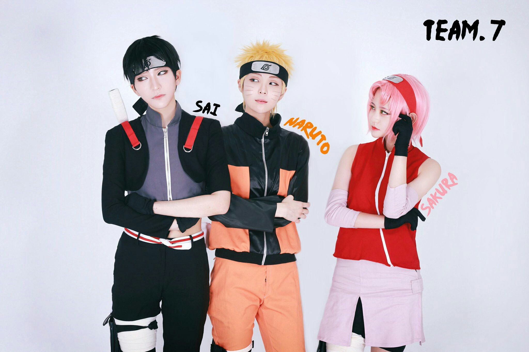 Pin oleh HimeQu di NaruBoru♡Qu art cosplay