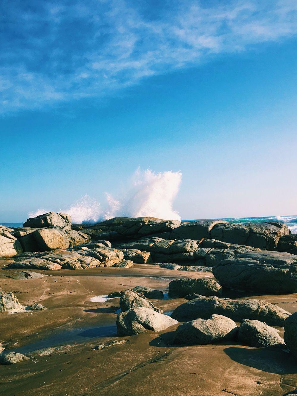 Beach! Chile-Maitencillo