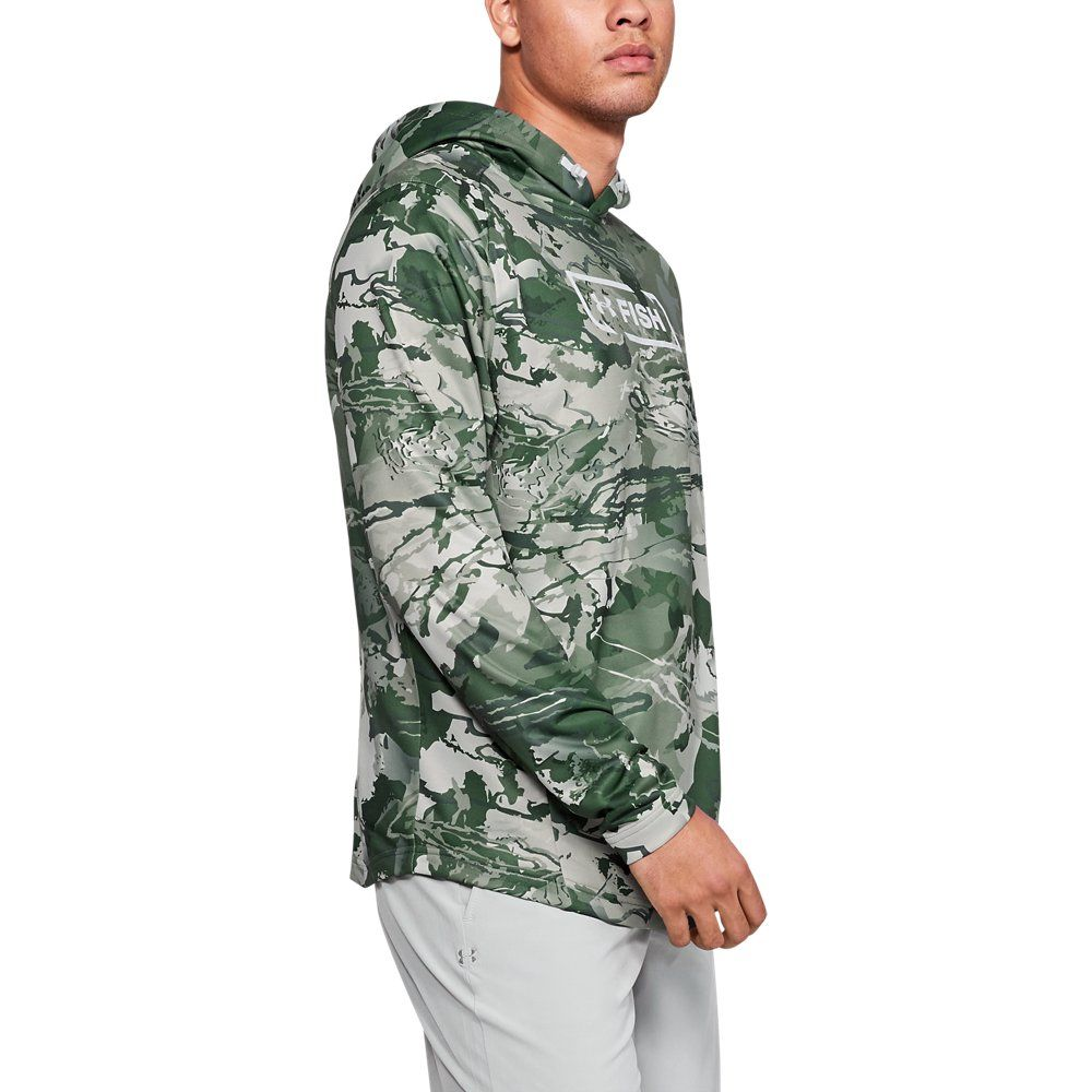 19834ed520 Men's UA Tech™ Terry Camo Hoodie in 2019 | Products | Under armour ...