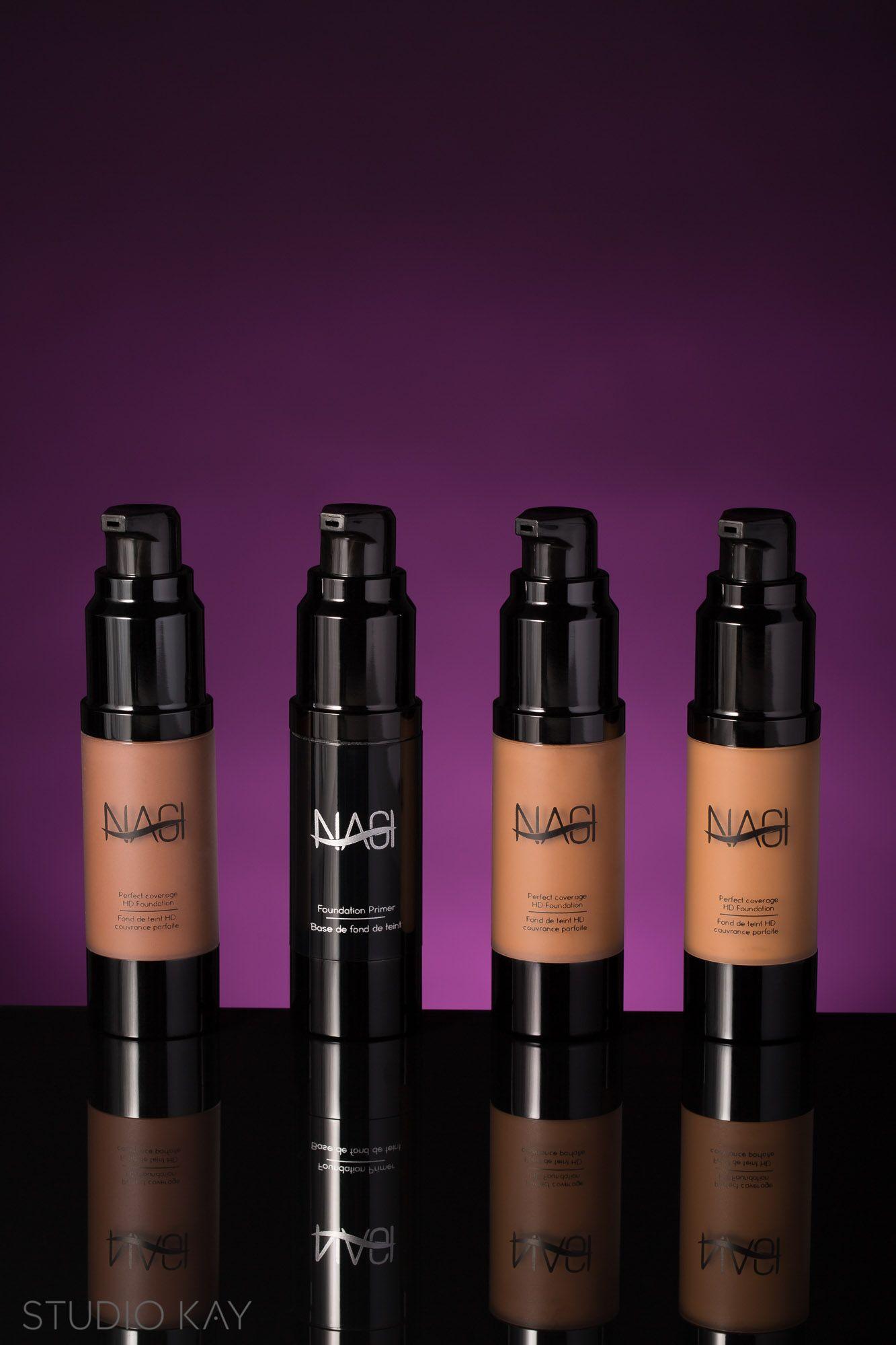 Lifestyle product photography, Nagi cosmetics | Studio Kay, Montreal commercial photography