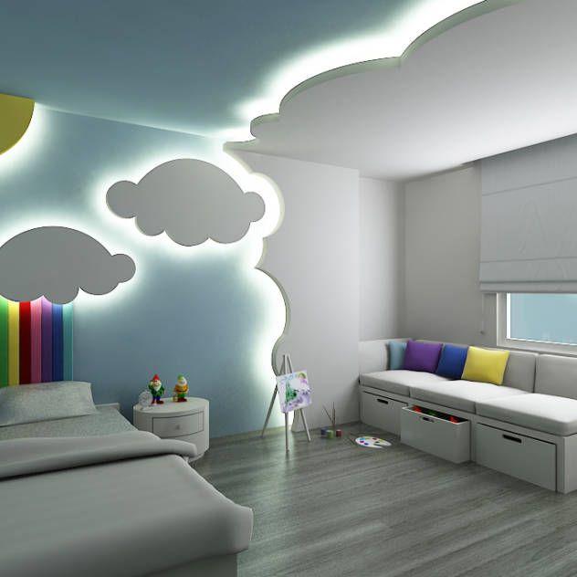 Dormitorios infantiles ideas dise os e im genes csa for Diseno de habitaciones infantiles