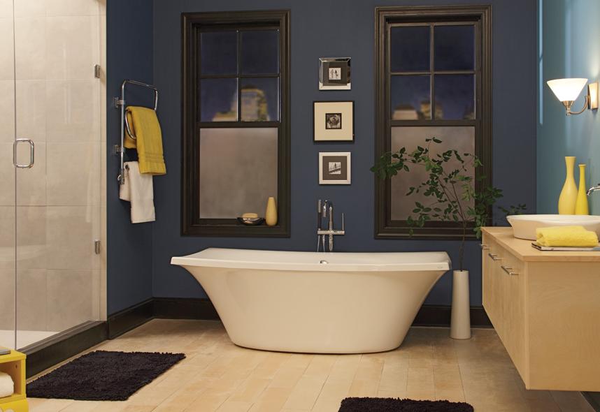 my bathroom color - skipperbehr. | future condo decor