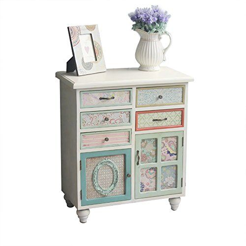 Best Pm Nightstands European Side Cabinet Drawers Small Bedside 400 x 300