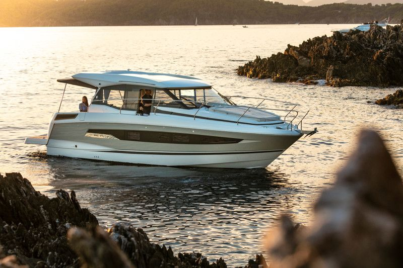 Jeanneau NC 37 for Sale 50 North Yachts Power boats