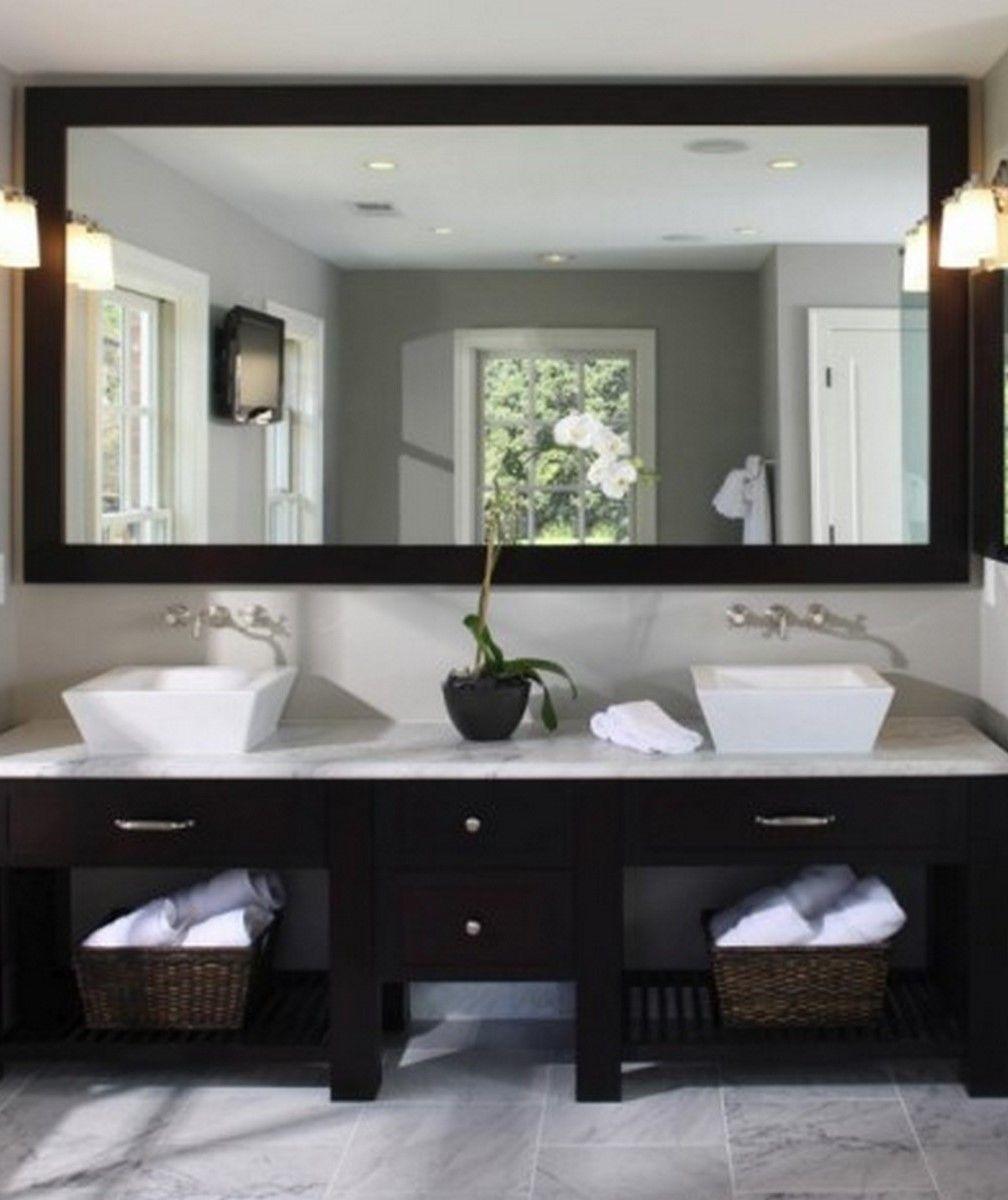 36++ Large bathroom cabinets for wall custom