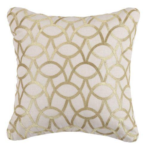 D L Rhein Abbey Linen Throw Pillow Pillows Modern Throw Pillows Linen Throw Pillow