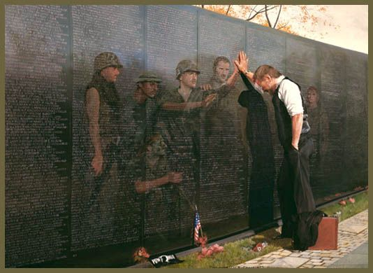 Image result for The Wall by Lee Teter