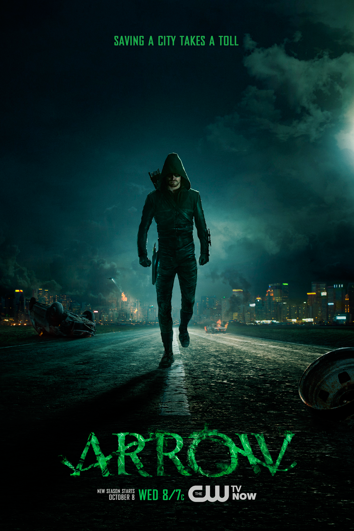 Arrow Season Eight