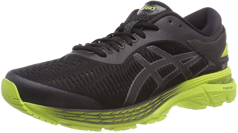 Asics Herren Gel Kayano 25 Laufschuhe Blue Lemon Spark 42 Eu Damen Fashions Trends Geschenkideen In 2020 Sneakers Shoes Fashion