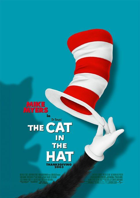 The Cat In The Hat 2003 Photos Including Production Stills