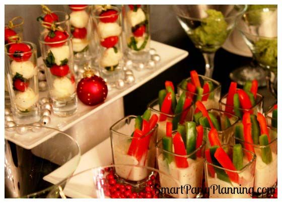 Girls night in tapas party tapas party tapas and bar for Food bar party ideas