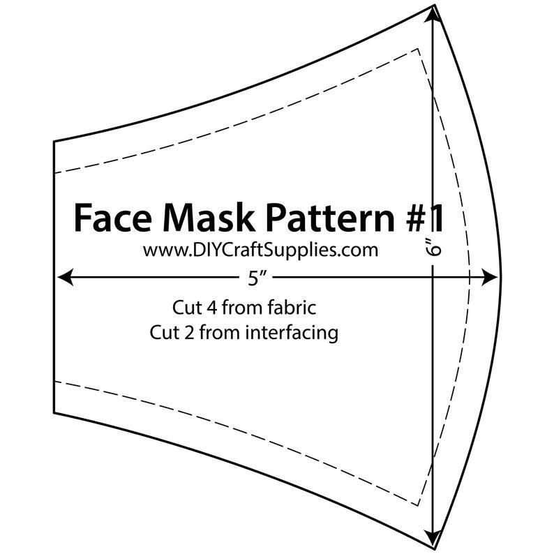 Pin On Diy Face Mask Ideas