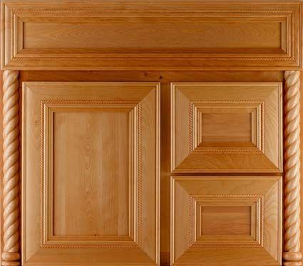 Bath Vanities Donovan Bertch Cabinets Cabinet Door Styles