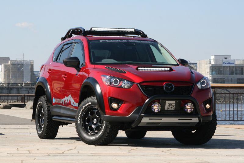 ロードハウス越谷店 kaddis xtreme cx 5 カスタム リフトアップ Offroad Mazda Mazda 3 Hatchback