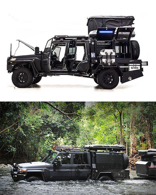 Patriot Campers Lc79 Super Tourer Vehicles Overland Vehicles
