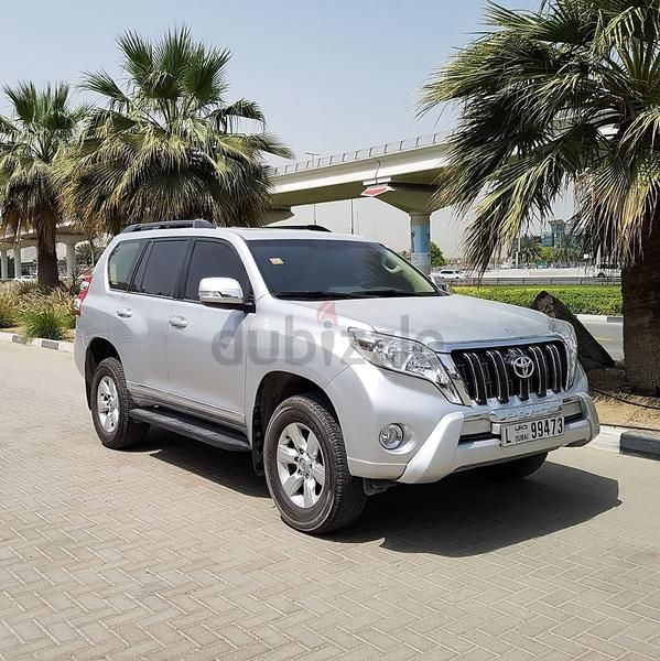 Dubizzle Dubai | Prado: VERIFIED CAR! TOYOTA PRADO VXR 4.0L V6   GCC