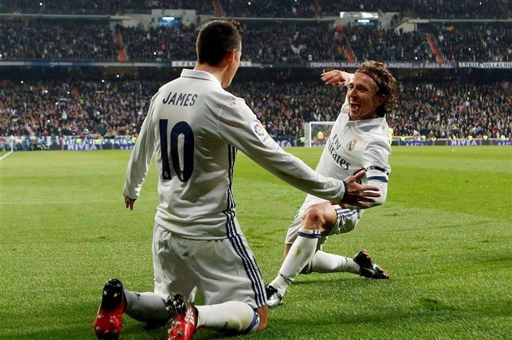 Real Madrid bate Sevilha na Taça do Rei
