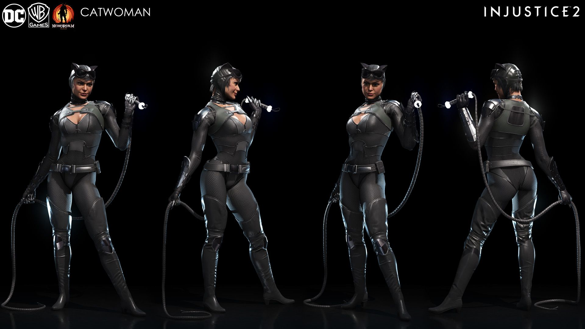 Catwoman Cosplay Catwoman Injustice 2