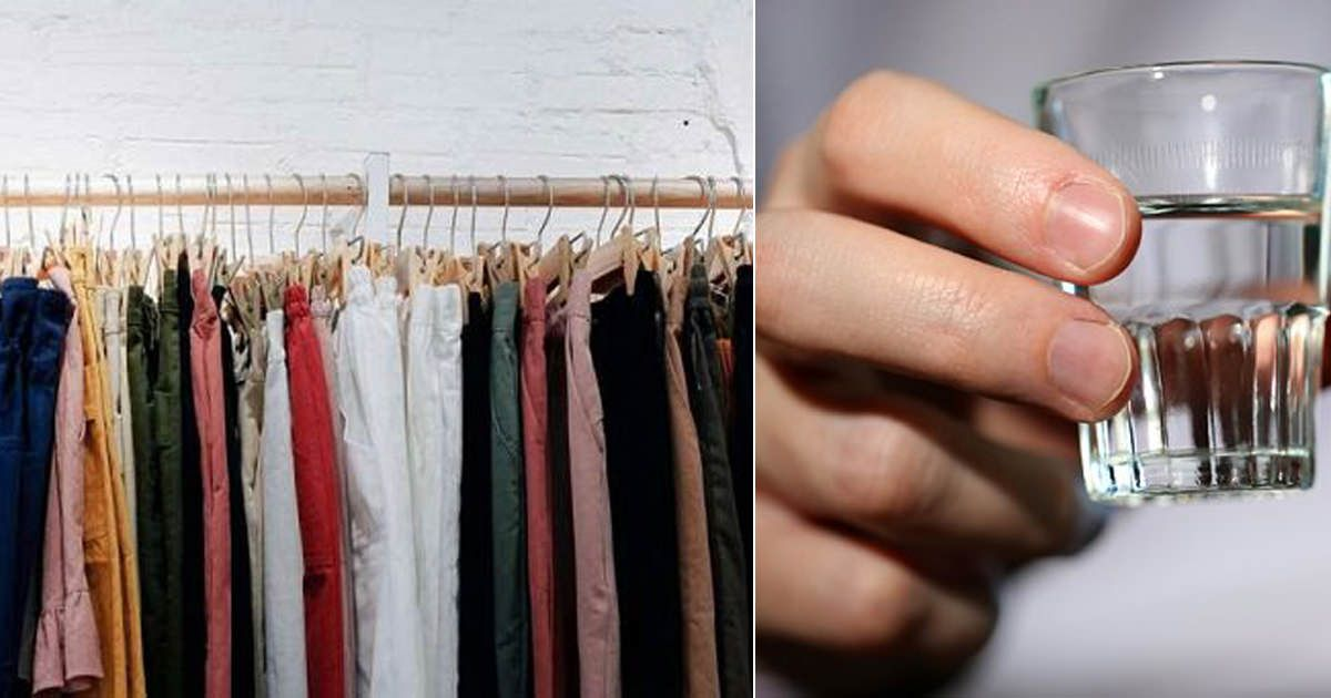 Ways To Remove Chemical Smell From New Clothes Hello Lidy New Outfits Chemical Smelling