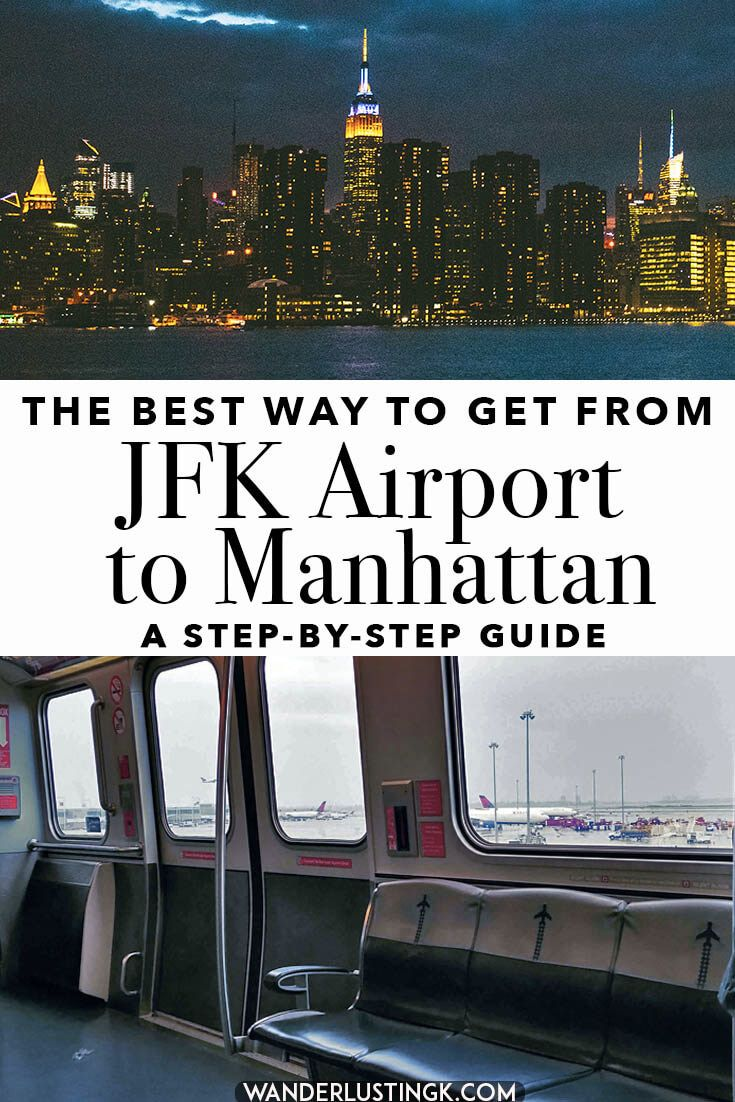 how much is cab fare from jfk to manhattan