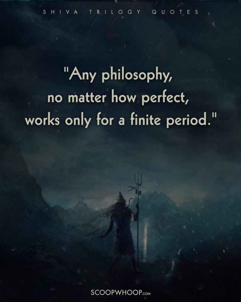 24 Quotes From The Shiva Trilogy That'll Make You See Good, Evil & Divinity In A Whole New Light