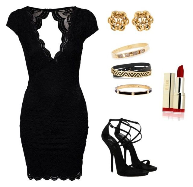 """Untitled #2"" by keithn-suzanna-fuller on Polyvore featuring John Zack, Henri Bendel and Stella & Dot"
