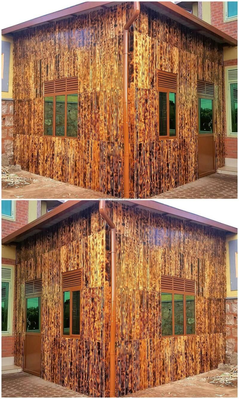 Ever you think about these pallet recycling ideas recycling it