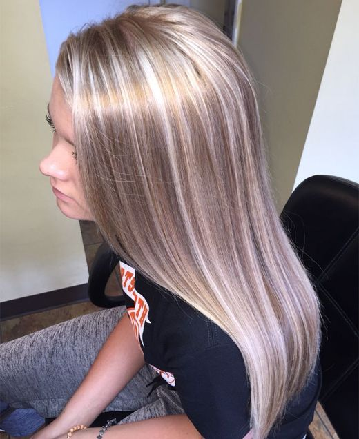 Winter Hair Colors 2016 2017 Platinum Hair Color Hair Color