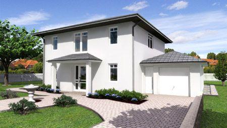 Musterhaus stadtvilla mit garage  Bildergebnis für villa eingang | Hauseingang | Pinterest | Eingang ...
