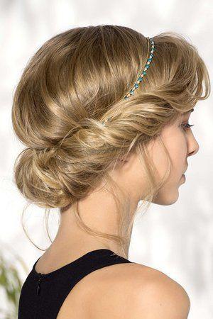 Headband Jonquille Chic De Saint Algue Hair Styles Womens Hairstyles Long Hair Styles