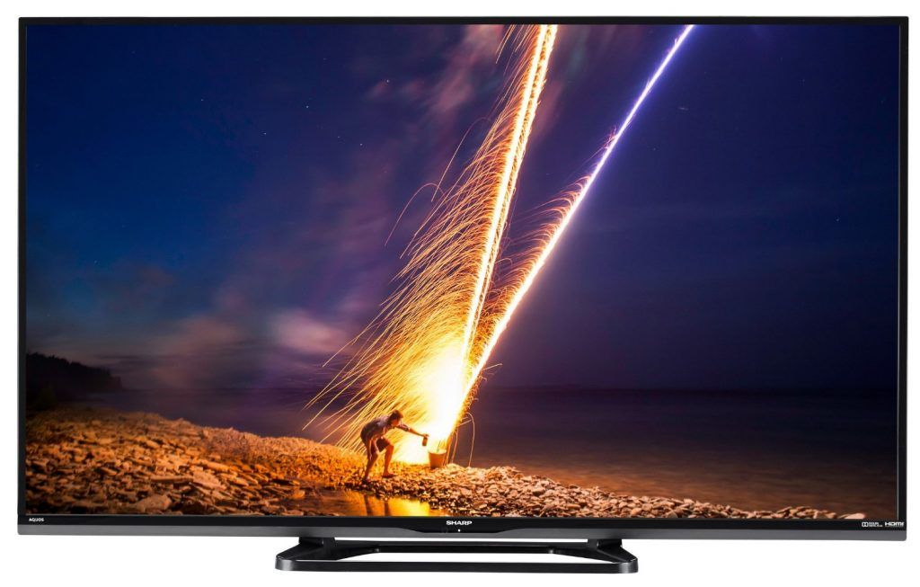 32 inch HD TV offers a number of connectivity options. You can ...