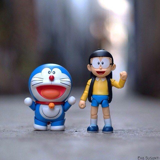 "Doraemon Official Pageドラえもん on Instagram: ""Pada udah siap kesekolah belum nih? Colek sahabat nyaaa  Photo by @vaw06 #doraemonpost"""