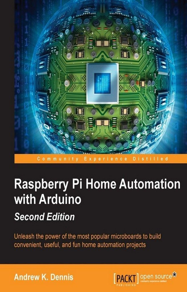 raspberry pi home automation with arduino second edition on scribd