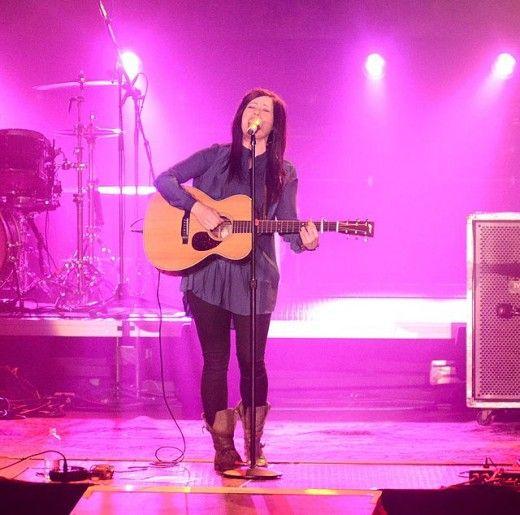 Female praise and worship singers