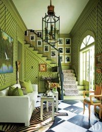 Pictures From Architectural Digest | Extraordinary Staircases from AD Features : Architectural Digest