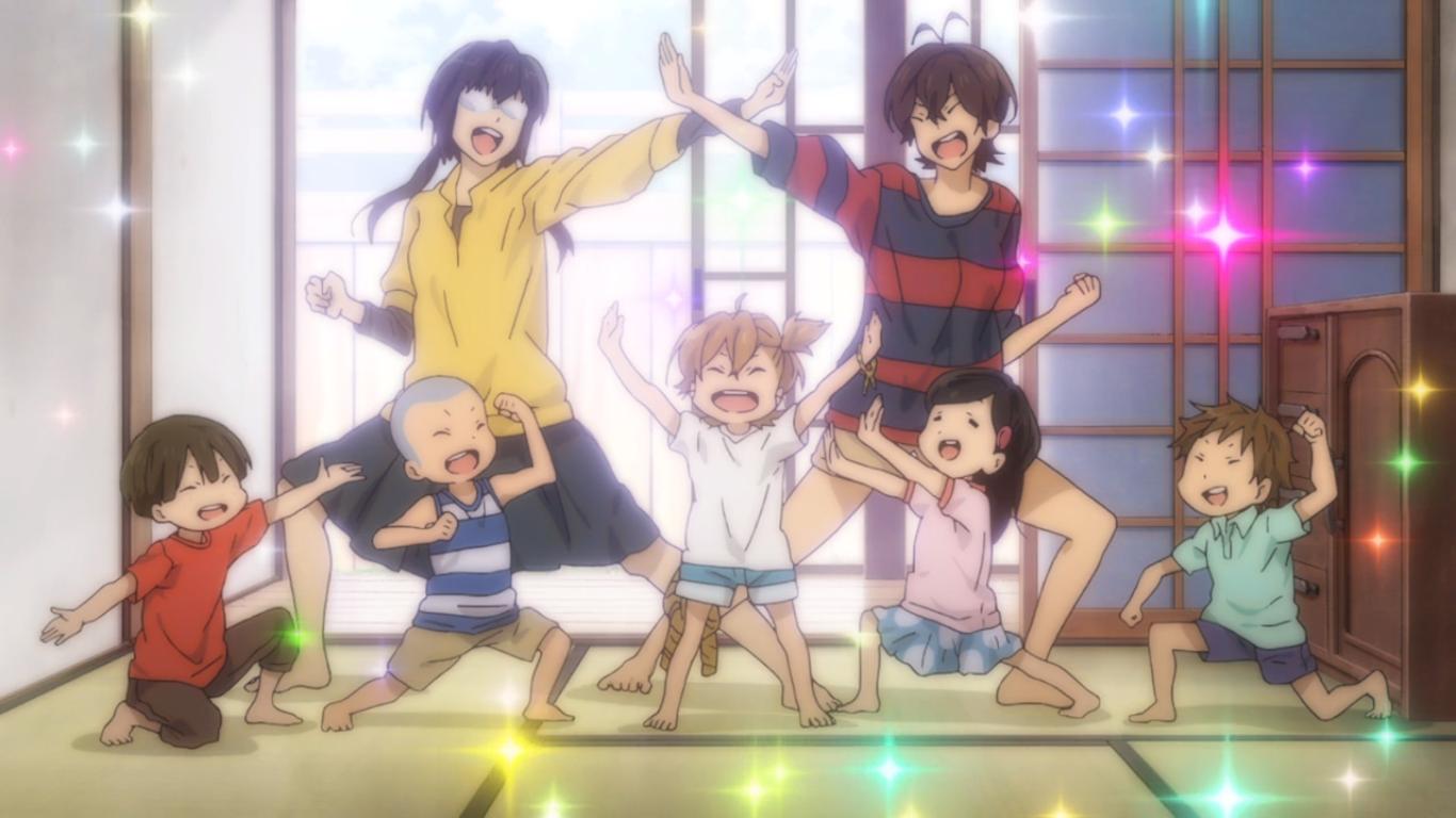 Anime] Barakamon de l'humour, du champêtre et de la