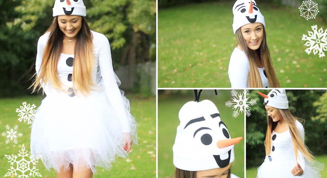 If you followed me on twitter in the months of april or may you inas olaf inspired costume for the twins first birthday party solutioingenieria Image collections