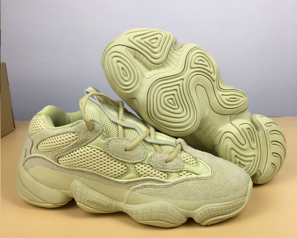 a66505fa69a12 adidas Yeezy 500 Desert Rat Super Moon Yellow For Sale