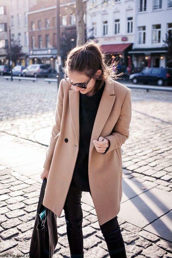 40 Ideas of Winter Street Style Fashion 2015 #fashion2015