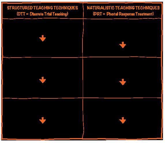 Superb Autism   Applied Behavior Analysis   Verbal Behavior   ABA/VB   TEACCH Ideas
