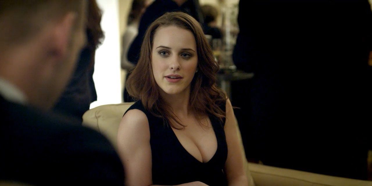 Rachel Brosnahan House Of Cards Female Faces Character