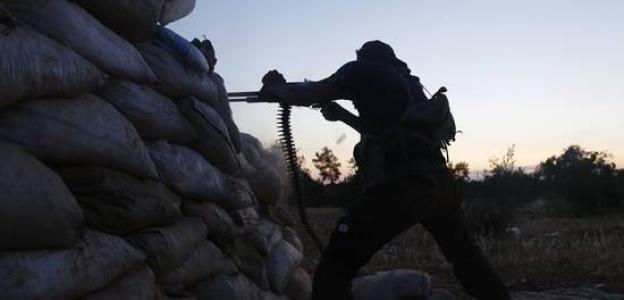 U.S.-Backed Syrian Rebels Surrender To Al-Qaeda