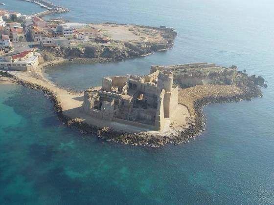 Affitto Case Mare in Calabria a Isola di Capo Rizzuto