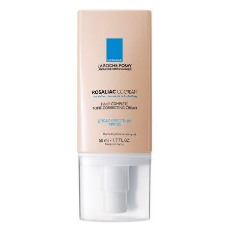 La Roche Posay Rosaliac Cc Creme Daily Tone Correcting Face Cream With Spf 30 Face Cream Cc Cream La Roche Posay
