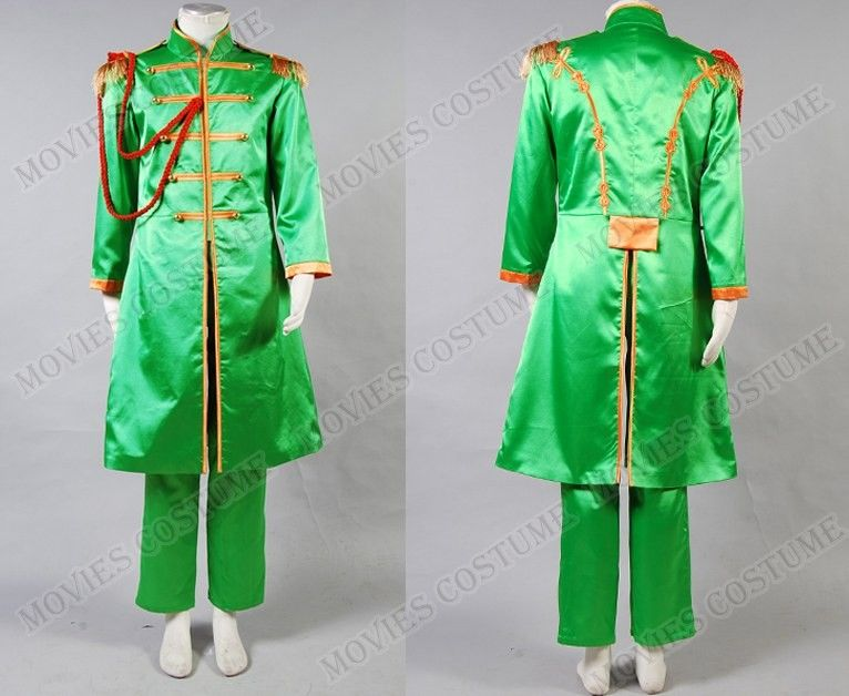 Sgt Pepper S Lonely Hearts Club Band John Lennon Costume For The Beatles Cosplay Beatles Costume Cosplay Costumes Costume Outfits